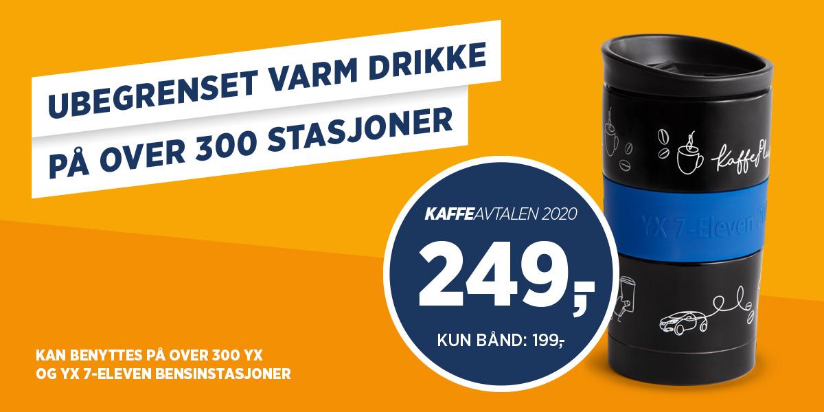 Fersk 7-Eleven - Hjem ME-53
